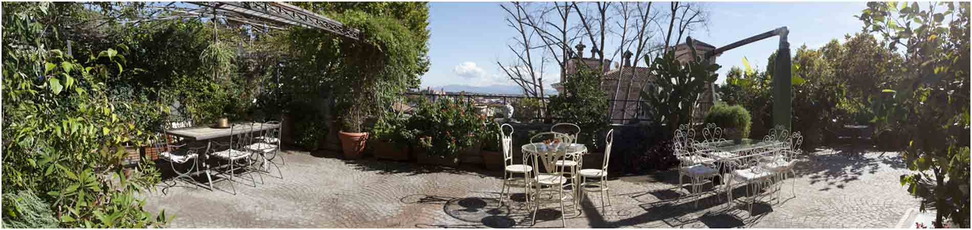 Bed and breakfast Trastevere